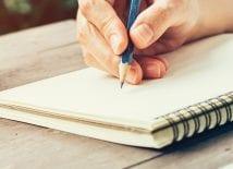15 schrijftips van succesvolle auteurs [infographic]