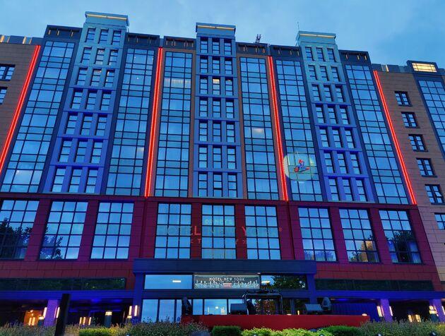 HotelNewYorkVoorkant