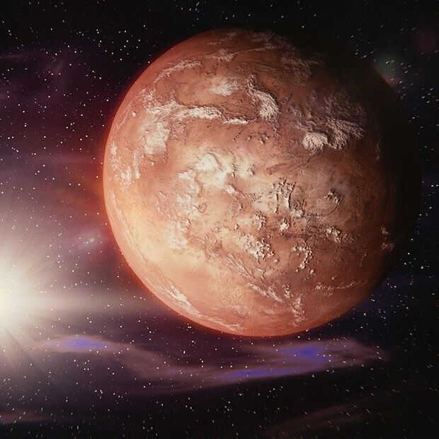 Het gesteente op Mars is veranderd: Curiosity doet onderzoek