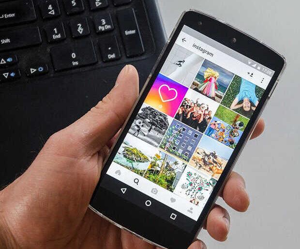 Instagram legt berichtjes van vreemden aan banden